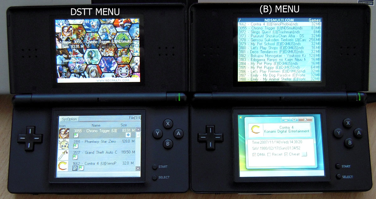 NDSmulti com Store - Cheap Multi Game Multicarts 3DS & DS