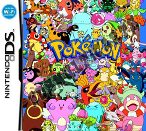 Pokemon Compilation DS Multi Game cartridge
